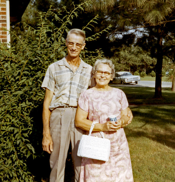 Florence and Kenneth July 1969