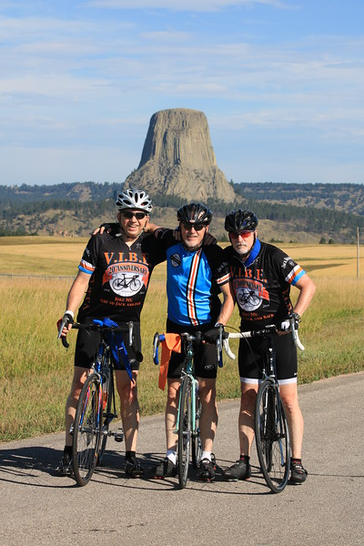 Wyoming Bike MS 150 2015