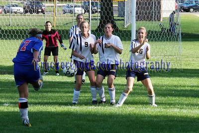 2007 Girls Soccer / Edison