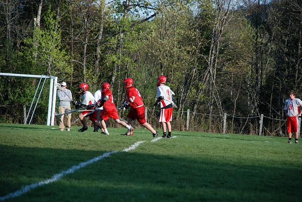 2010 Varsity Lacrosse