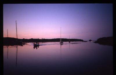 Maine Sailing - 1983