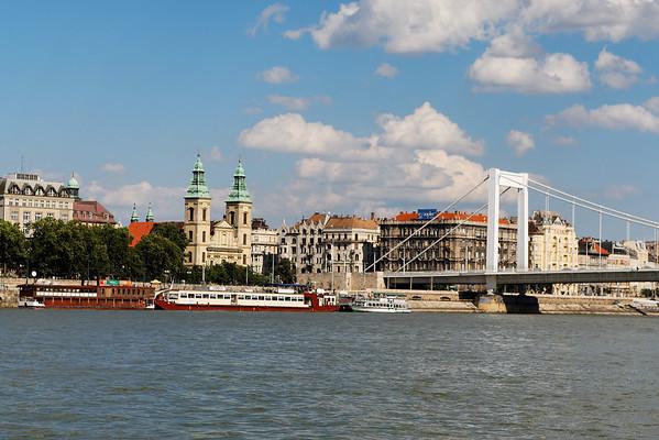 Grand European River Cruise 2008