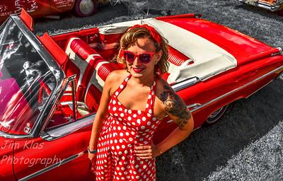 Model: Cassie Sue