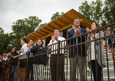 McNaughton Stadium Dedication