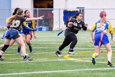 Flag Football - South Varsity vs Bartlett Varsity - 08232021