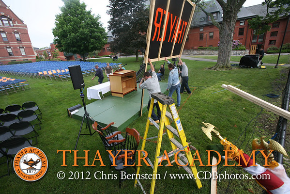 Thayer Commencement  2008