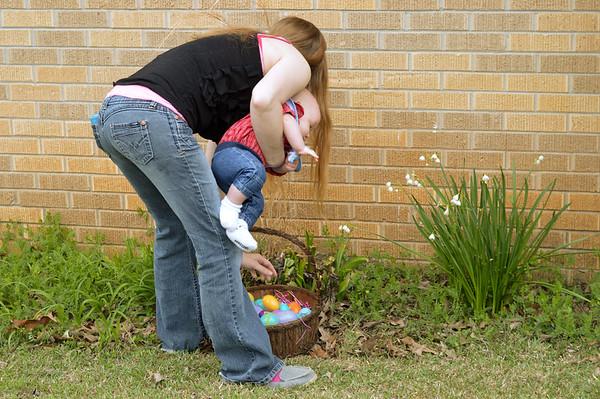 Our Easter Egg Hunt 2015