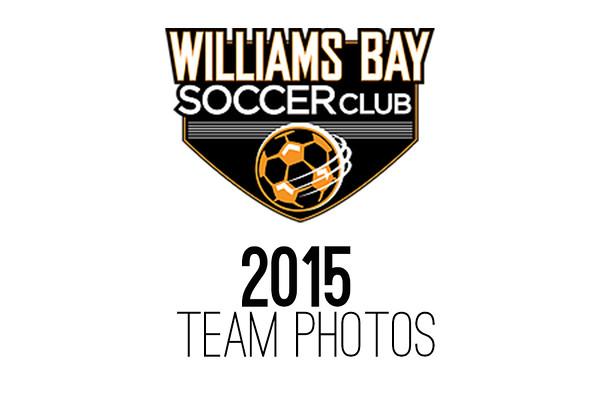 2015 Williams Bay Soccer Club