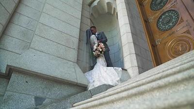 Brad & Winny Wedding Day