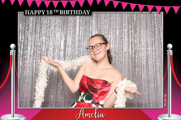 Amelia's 18th Birthday Celebration