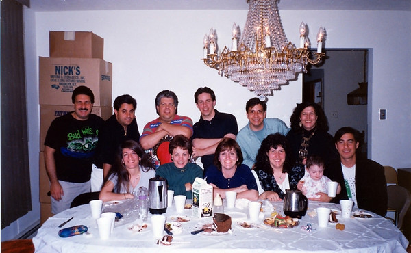 Family Gatherings 1991-2007