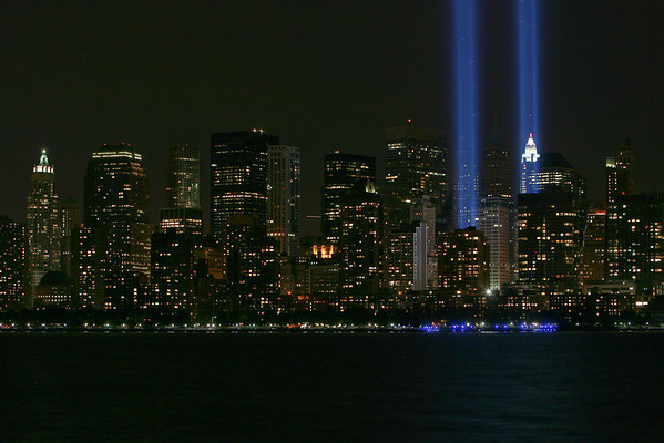 9/11/2010:  A Tribute in Light