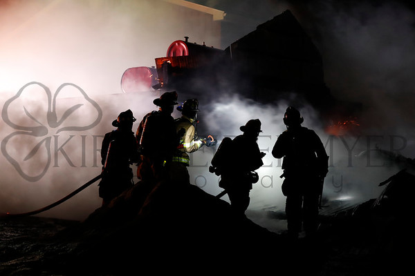 01.09.19 Working Barn Fire on Peters Road in Earl Township