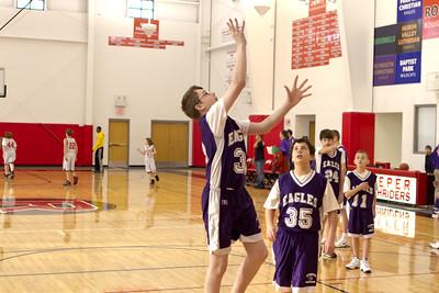 2011 PCA 7th Grade Basketball