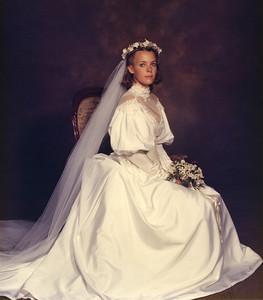 1982 Martha and Barry wedding