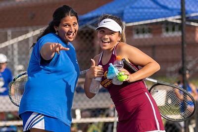 2021-05-19 District Girls Tennis Broad Run @ Tuscarora