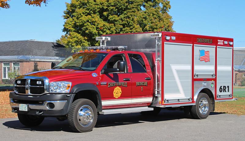 Rescue 1 2009 Dodge Ram / Fire 1