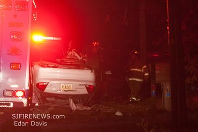 02-21-2012, Fatal MVC, Deerfield Twp. Cumberland County 391 Stillman Ave.