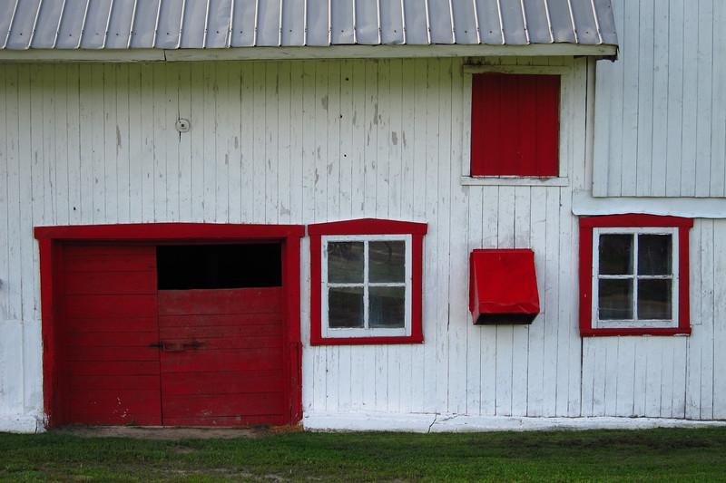 Old Barn. Île d'Orléans
