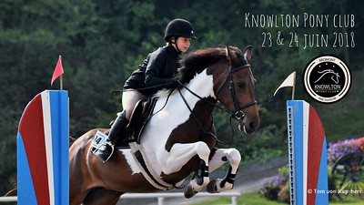 Knowlton Pony Club 2018