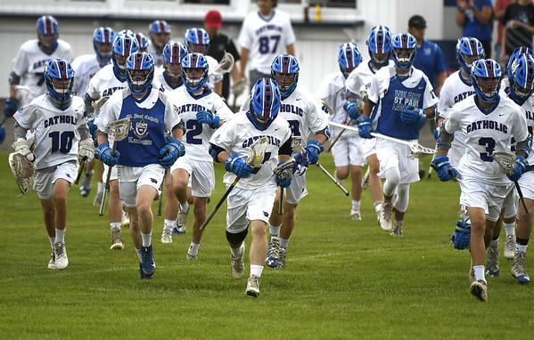 St. Paul Lacrosse 5-13-20