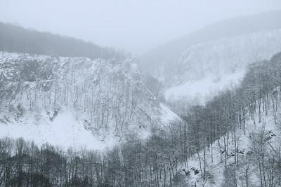0201 - Söderåsen i vinterskrud