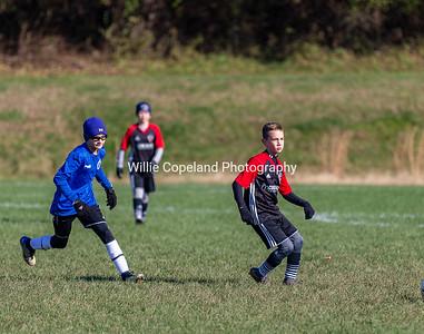 Rage Soccer club 11-18 part #1