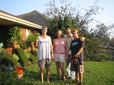 Hurricane Katrina, New Orleans