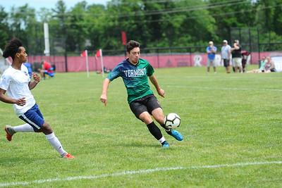 Vermont U17 ODP vs ME 6/8/19