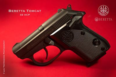 Beretta Tomcat - 32 ACP