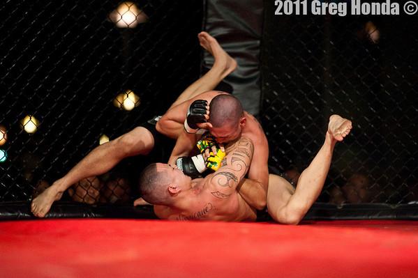 Ken Sato vs Cody Santos
