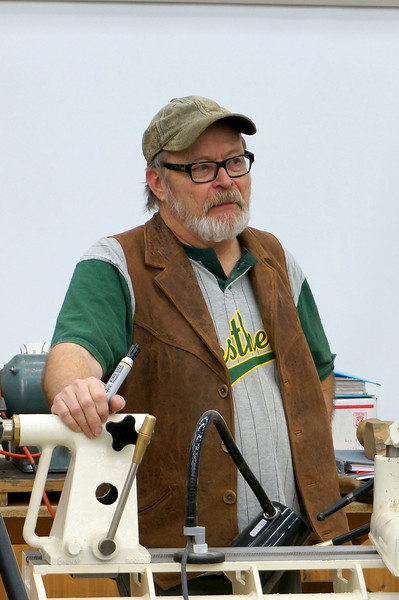 Woodturning with Lacer [Nov.]