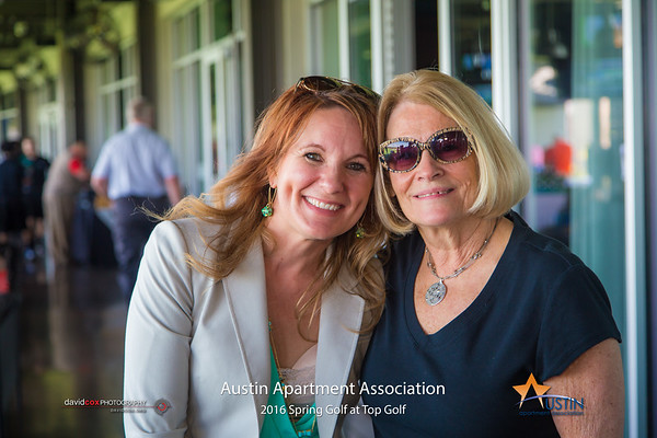 AAA Spring Golf at Top Golf (March 2016)