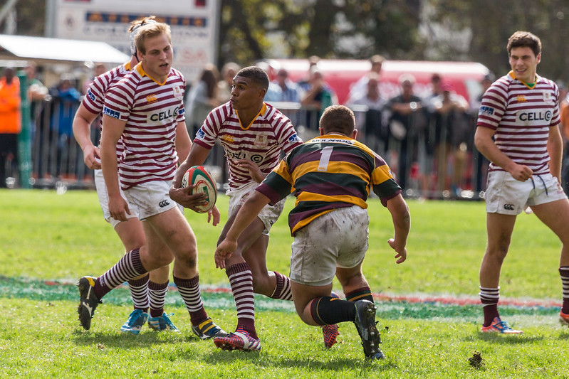 PRG Rugby 19A vs. Paarl Gym