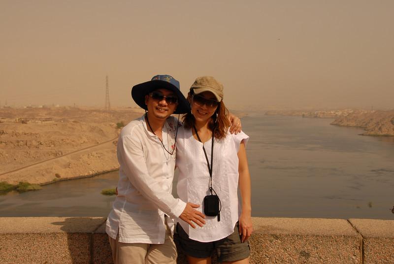 [20101005] Day 6 - Aswan Dam (14).JPG