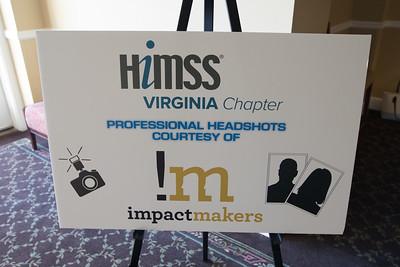 VA HIMSS Conference and Headshots 2018