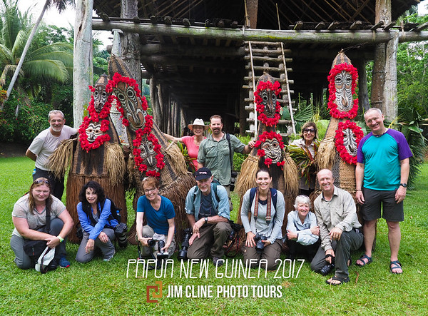 Papua New Guinea Photo Tours