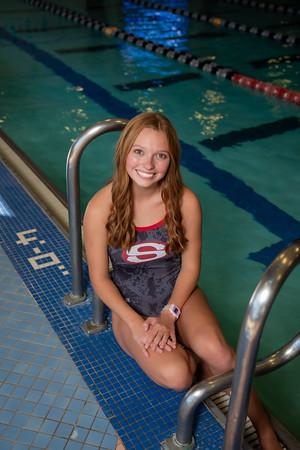 SHS Swim Seniors