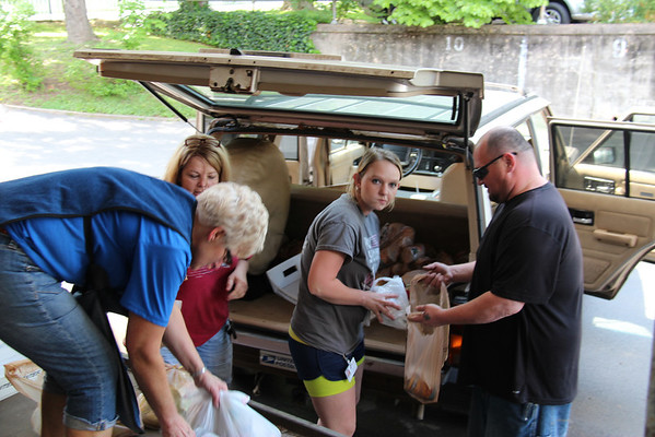 2013,  Letter Carriers Food Drive