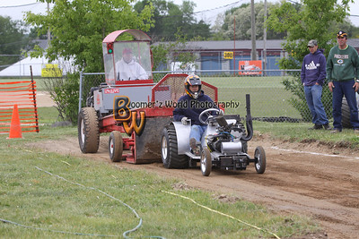 High Hitchers Garden Tractor Pull 6-6-09