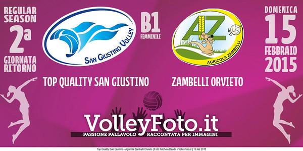 Top Quality San Giustino - Agricola Zambelli Orvieto