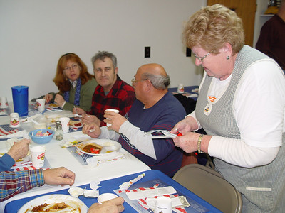 Bean Supper (December 15, 2007)
