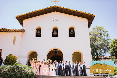 Lauren+Kevin ~ SLO Wedding!