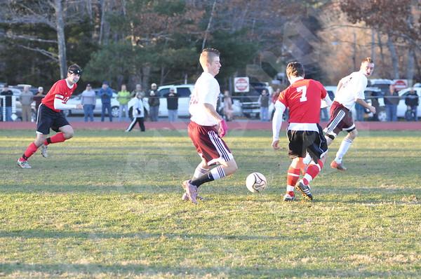 Boys: Ellsworth Vs. Camden: Eastern Maine Championship: November 3, 2010