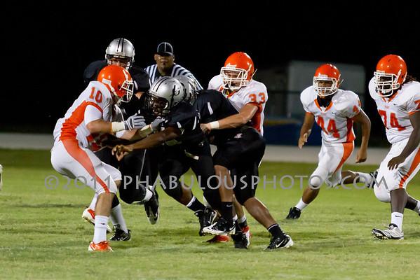 Boone Varsity Football #10 - 2011