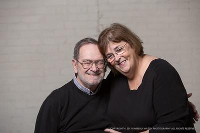 01/17/17 Norma & David Ott's Studio Couple Portraits- Westfield, MA