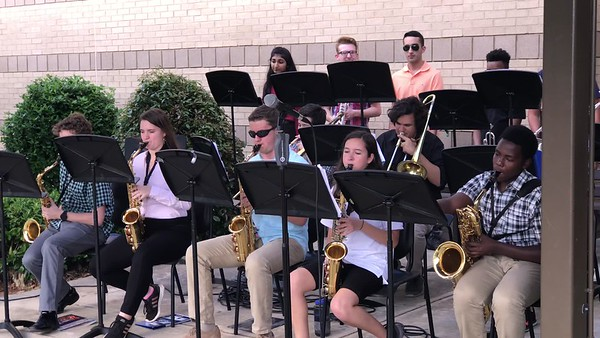 2019-05-08 Jazz Band (Chris Lewis)