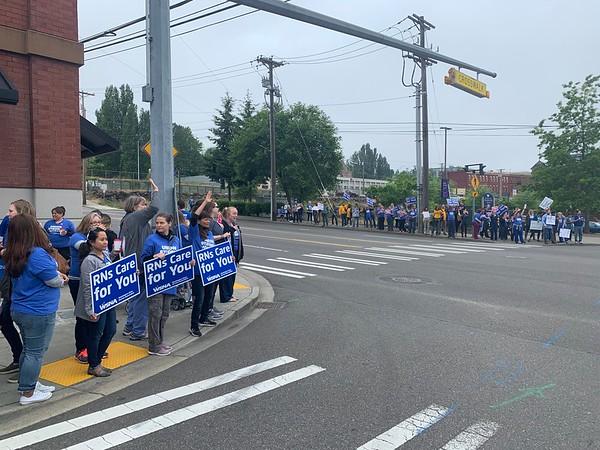 2019 St. Joseph Tacoma rally