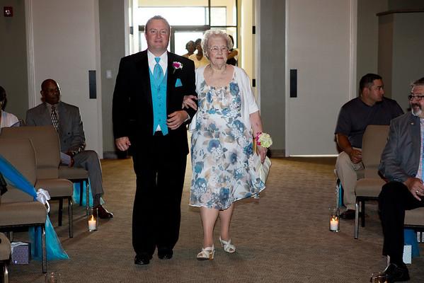 Becca and Jermaine Wedding Ceremony