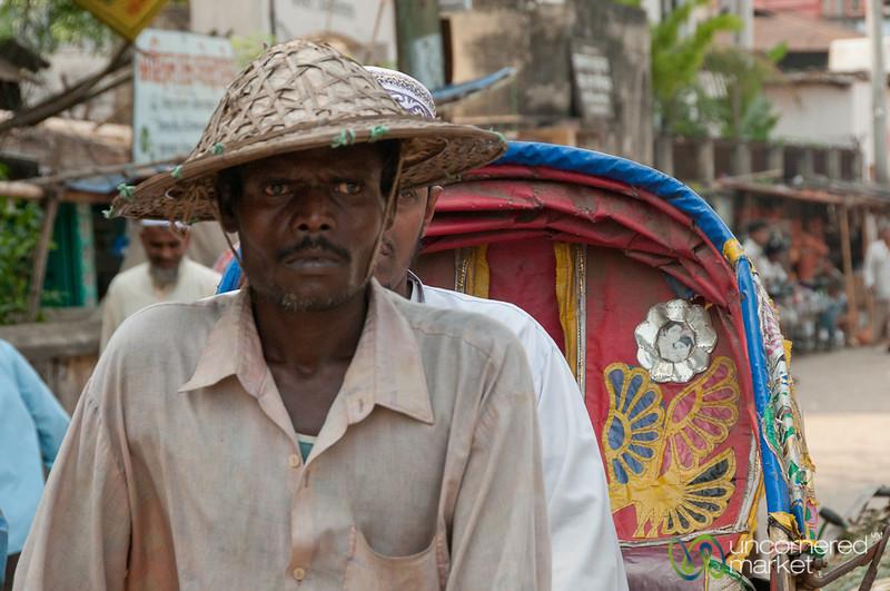 Rickshaw Driver - Srimongal, Bangladesh